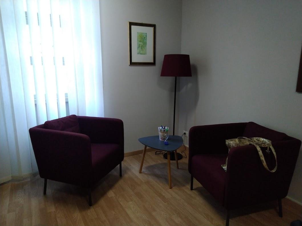 Stanza di terapia (ROMA)