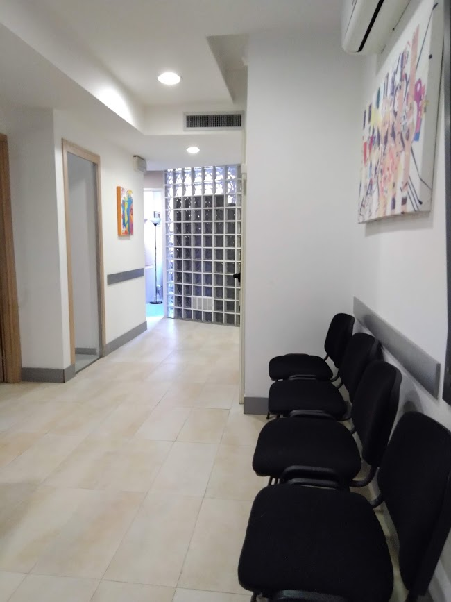 Sala d'attesa ROMA